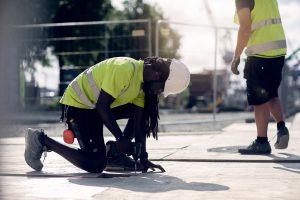 Construction Personalliggare Fokuskompetenser