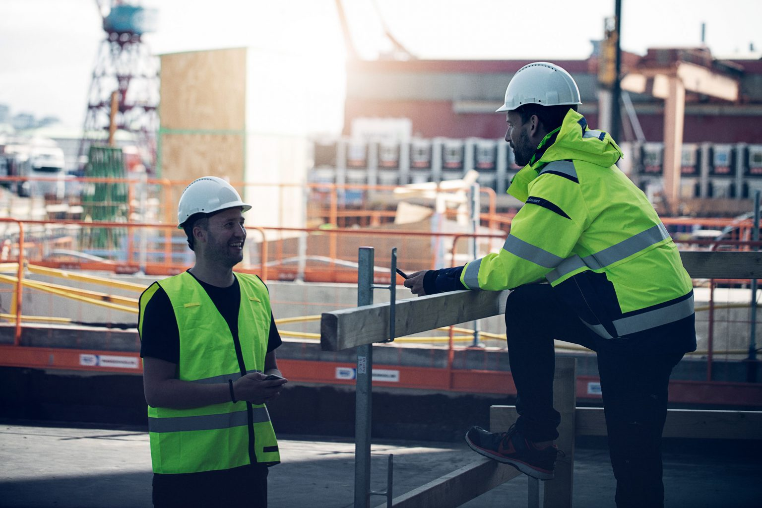 Construction Partners Fokuskompetenser