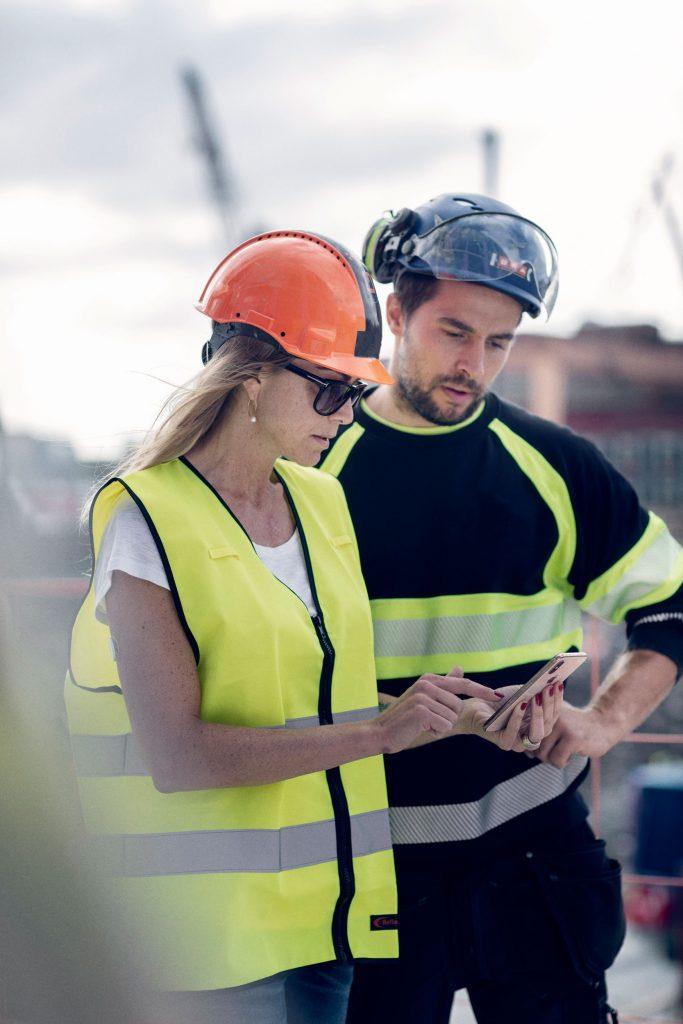 Construction Kompetenshantering