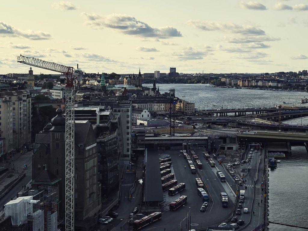 Förmånsbilar i Stockholm som använder fleetmanagement